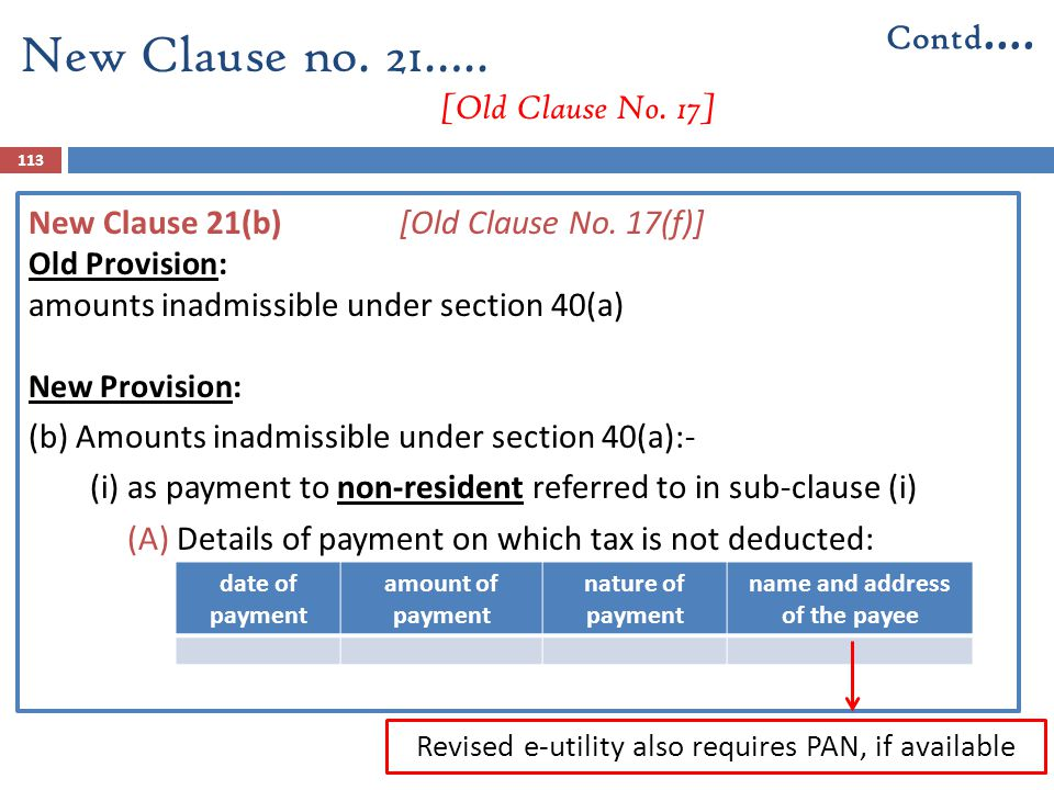 New Clause no. 21….. [Old Clause No. 17]
